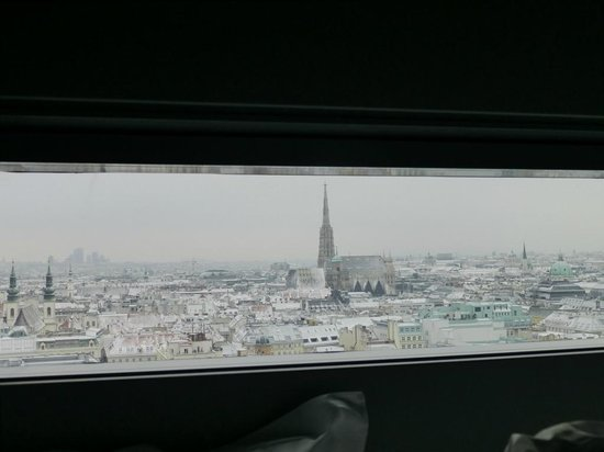 Sofitel Vienna Stephansdom: Winterstimmung aus dem MyBed