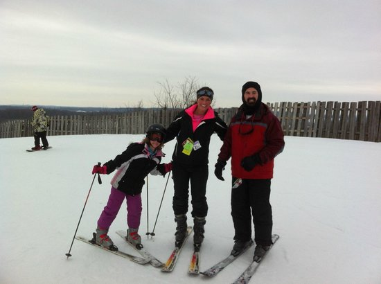 T & R Inn Between the Lakes :                                     T&R Inn and the Swiss Valley SKI Area