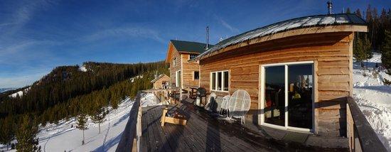 Altoona Ridge Lodge :                                     The Lodge