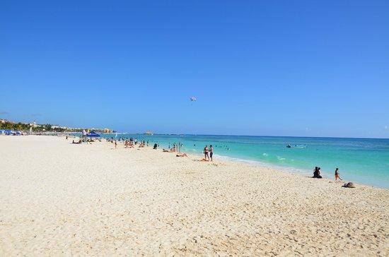 Barcelo Maya Caribe: spiaggia