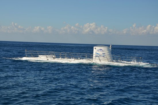 Barcelo Maya Caribe: submarino atlantis