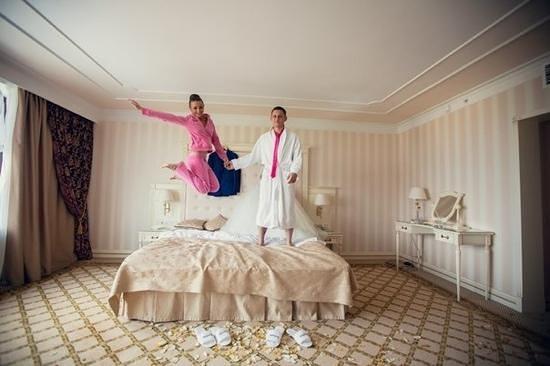 "Korston Club Hotel Moscow:                   предсвадебные сборы, номер ""бизнес"""