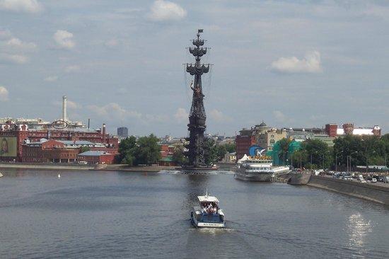 Peter The Great Monument:                   Памятник Петру I