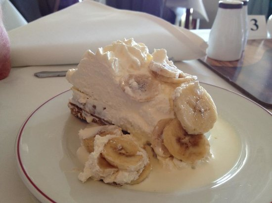 Park Manor Hotel: Banoffee Pie