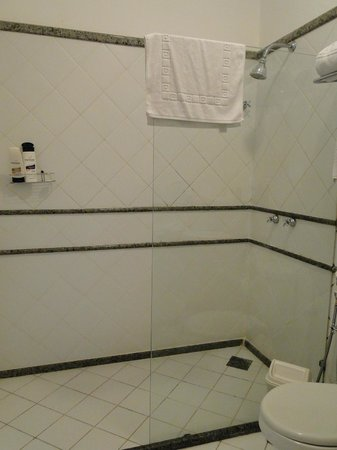 Solar do Carmo : Baño (ducha)