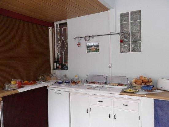 Windermere Quinns Holiday Home:                   Tolles Frühstücksbuffet