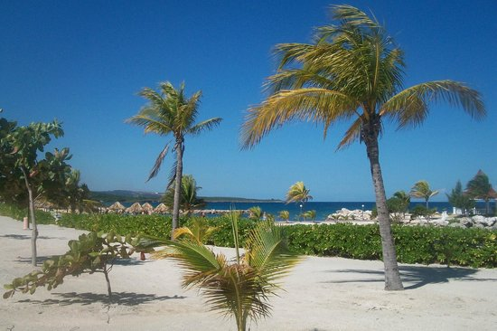 Grand Bahia Principe Jamaica:                   Beach View