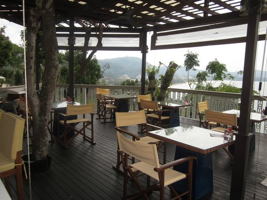 Centara Villas Phuket:                   The Cliff