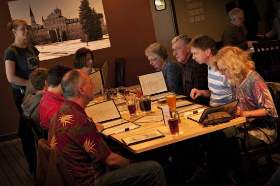 St. Francis Brewery: Family Dinner