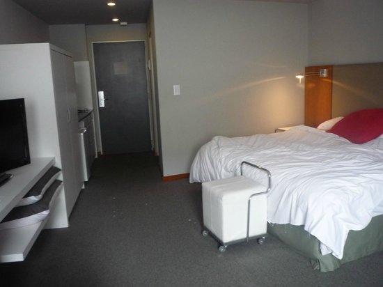 Monserrat Apart Hotel: habitación