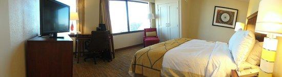 Columbia Marriott: New 10th Floor Room