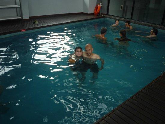 Monserrat Apart Hotel: piscina