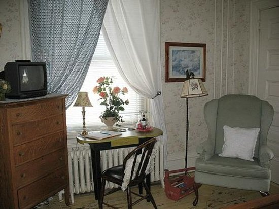 Columbian, A Bed and Breakfast Inn: Yost Room