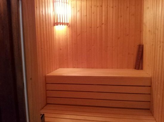 Kapetanios Odyssia: sauna