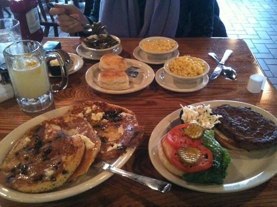 Photo of American Restaurant Cracker Barrel at 7408 Shockley Drive, Frederick, MD 21704, United States