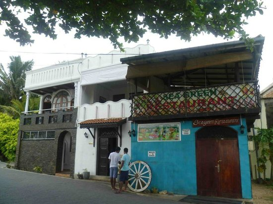 Seagreen Guesthouse in Galle Fort