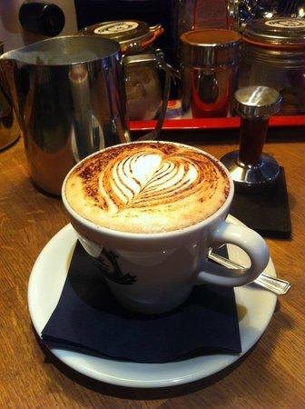 Espresso Kitchen : heart