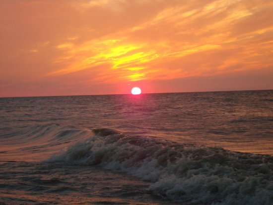 Virginia's Beach Campground: Sunset
