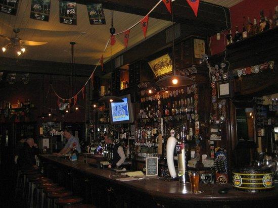The Creamery Bar and Restaurant: More bar