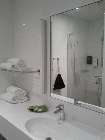 Solo Sokos Hotel Paviljonki:                   Toilette