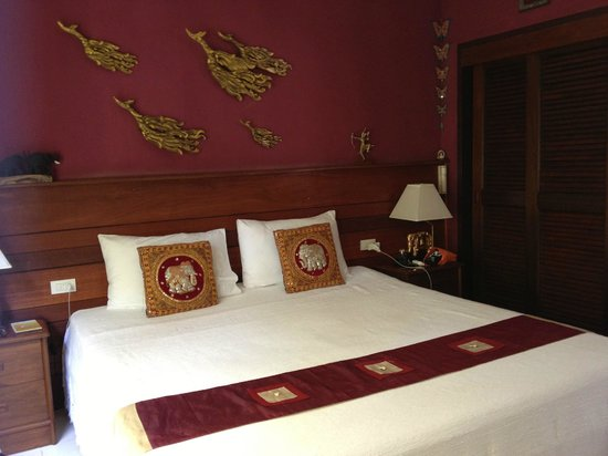 Le Prive Pattaya:                   chambre