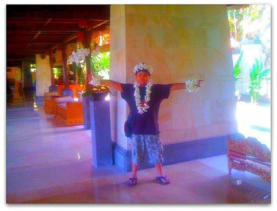 AYANA Resort and Spa :                   lobby