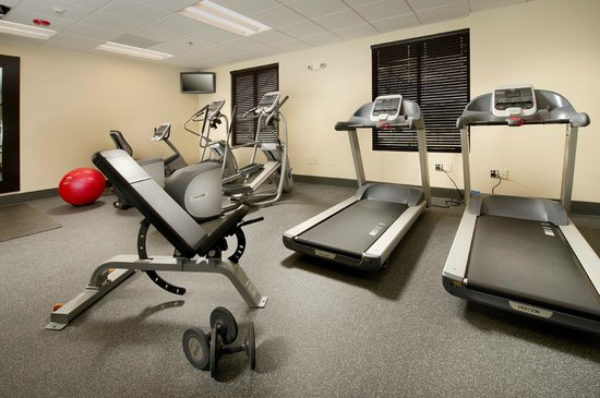 Hampton Inn Haverhill : Don't break your work out routine while away from home; make use of our 24 hr fitness center.