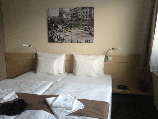 Bo18 Hotel Superior:                   La camera dell'hotel                 