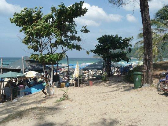Karon Beach:                   idem : 3° visione ...