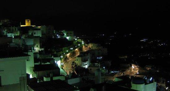 Locanda Al Castello: View at night