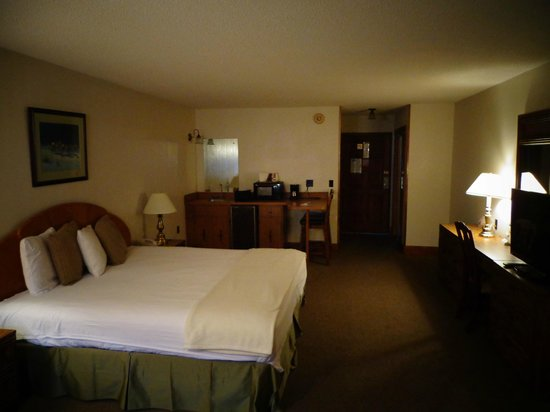 Brookside Resort:                   Large Room