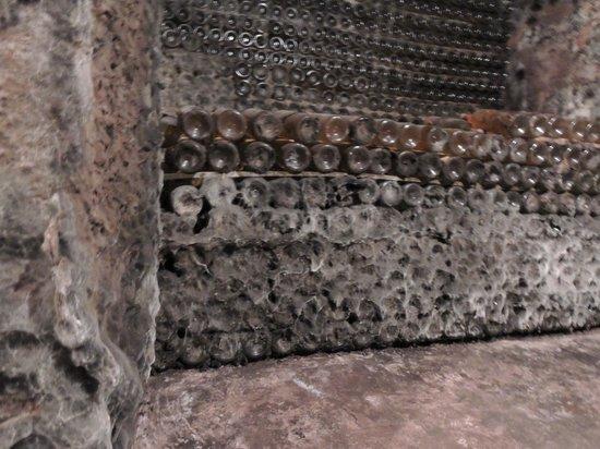 Bodegas Lopez de Heredia Vina Tondonia: vinos antiguos