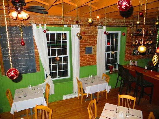 Le Canard Gourmand: L'ambiance des fêtes