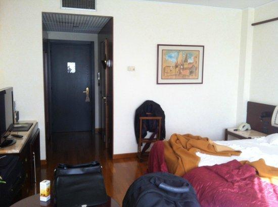 Hotel Leopardi:                   Camera doppia