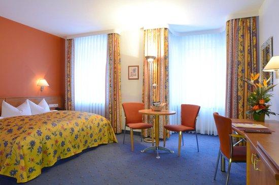 Ringhotel Loew's Merkur: Beispiel DZ Komfort