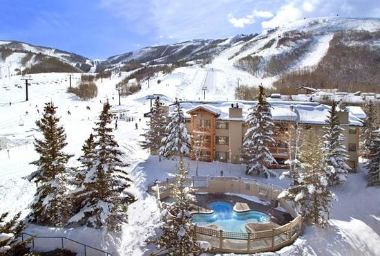 Snow Flower Condominiums : A true Ski-in Ski-out property at Park City Mountain Resort