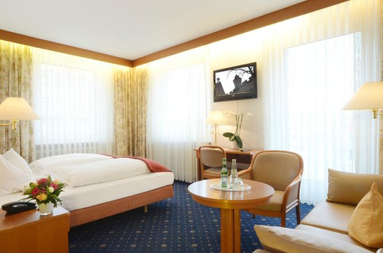 Ringhotel Loew's Merkur: Beispiel Doppelzimmer