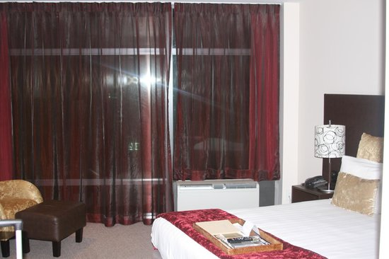 ريدجيز ويلينجتون: Hotel Room