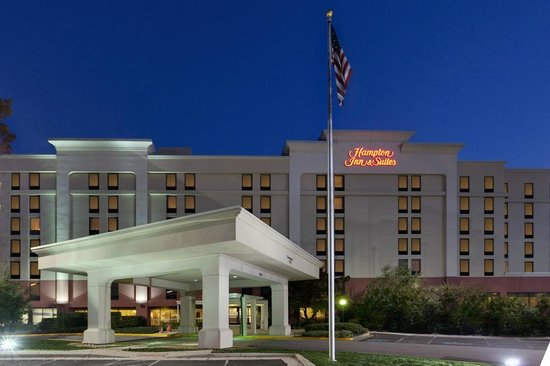 Hampton Inn & Suites Alexandria Old Town Area South: Welcome to the Hampton Inn & Suites