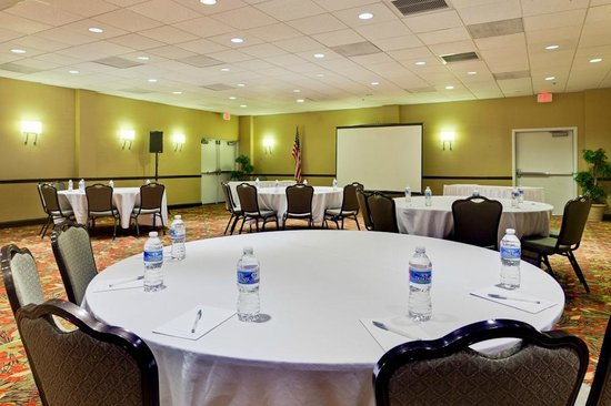 Hampton Inn & Suites Alexandria Old Town Area South: Great Meeting and Banquet space