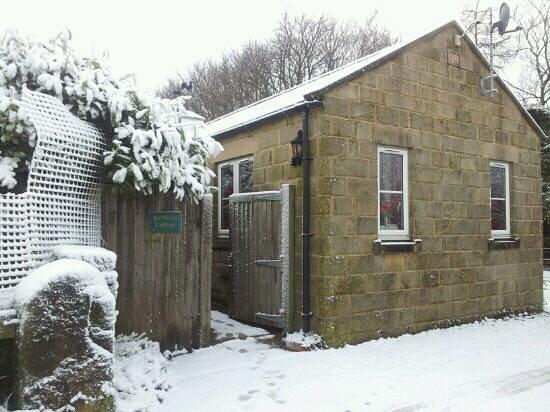 Brimham Rocks Cottages:                   Rowen cottage