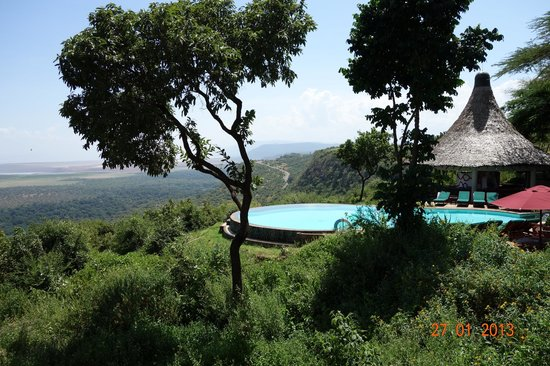 Lake Manyara Serena Lodge: A Beautiful Pool