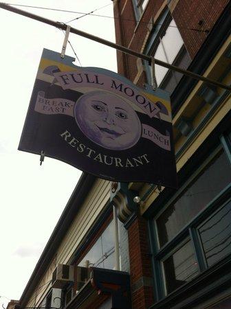 Full Moon: Signage