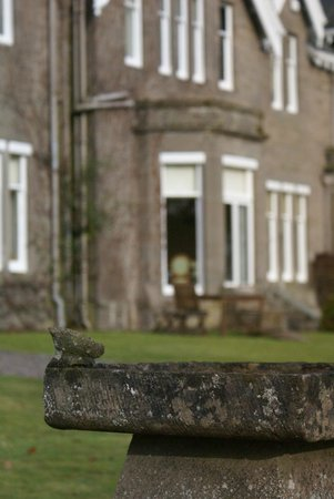 Ballathie House Hotel:                   Hotel Ground