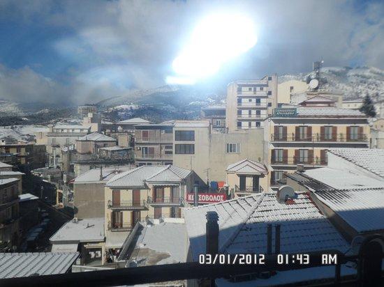 Karpenisi, Griechenland:                   ΕΛΒΕΤΙΑ