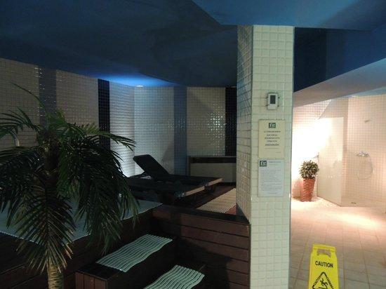 F&G Logrono: zona spa