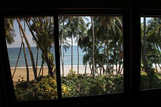 Tango Mar Beachfront Boutique Hotel & Villas:                   Vistas desde la habitacion