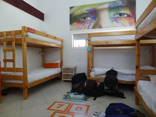 Atlantic Point Backpackers:                   ladys dorm