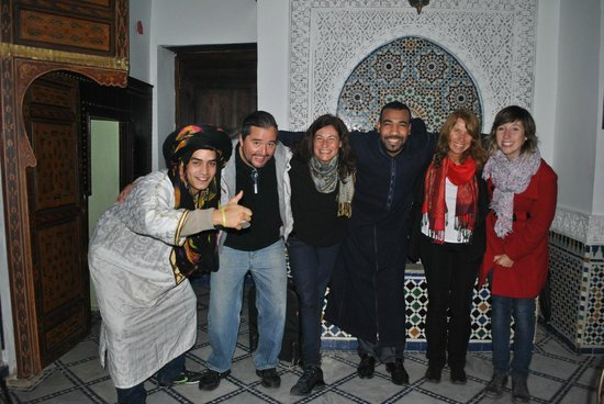 Dar el Yasmine:                   Nice people