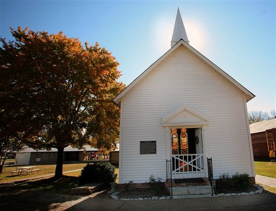 Murfreesboro, Τενεσί: Cannonsburgh wedding chapel